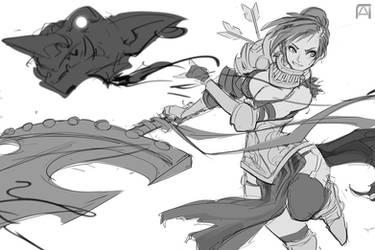 Sword Swing