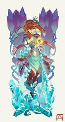 Frozen Hope by Pechan