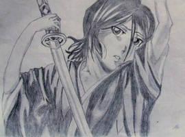 Rukia by kittykat27