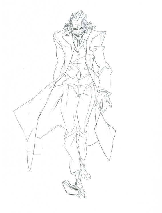 Colouring Picture Joker Coloring pages for kids printable robin
