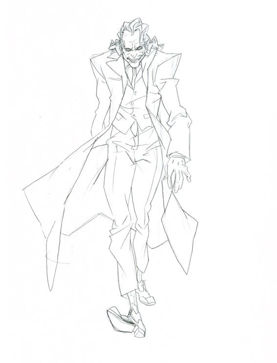 The Joker Line Art : Heath joker lines by svenstoffels on deviantart