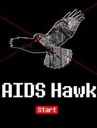 AIDS Hawks: Space Hawk GO! by PopDavid