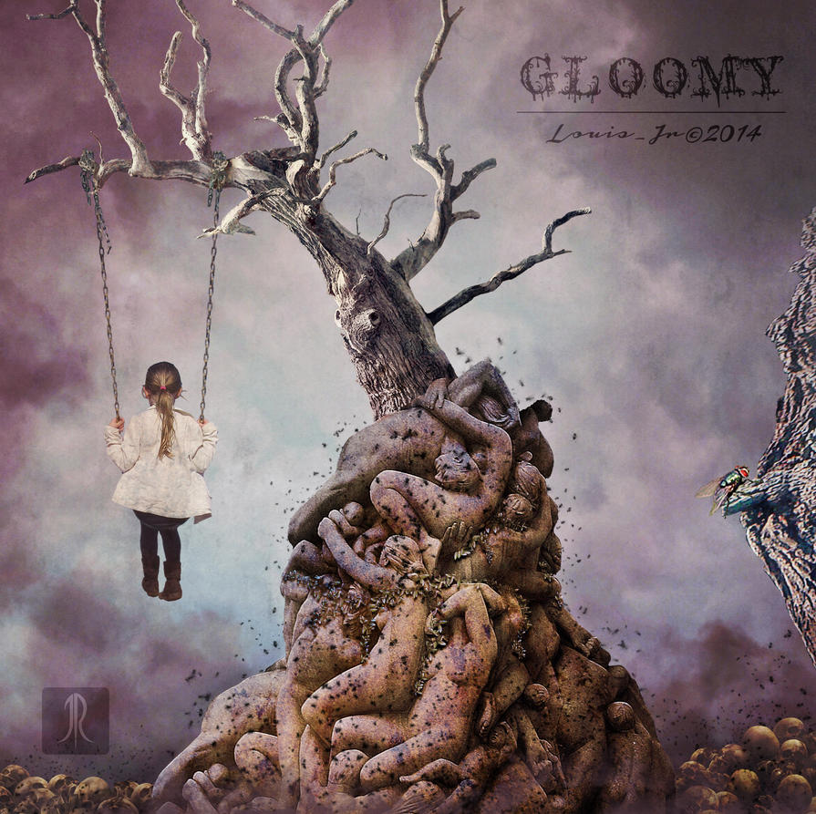 GLOOMY by Louis-Jr