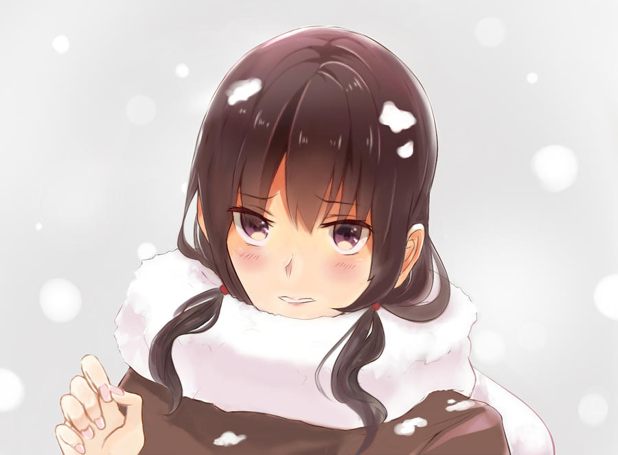 Very cold by Aster6154