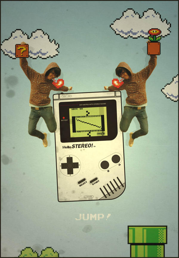 hellostereo jump by ricoweirdo