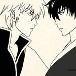 Gintama Kiss by Yochiru-29