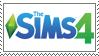 The Sims 4 Stamp