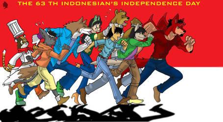Happy Indonesia Day