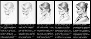 Portrait tutorial WIP