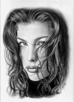 Liv Tyler Portrait