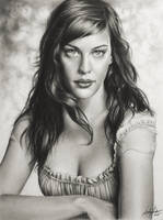 Liv Tyler finished by imaginee