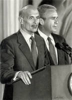 President and Chertoff by imaginee