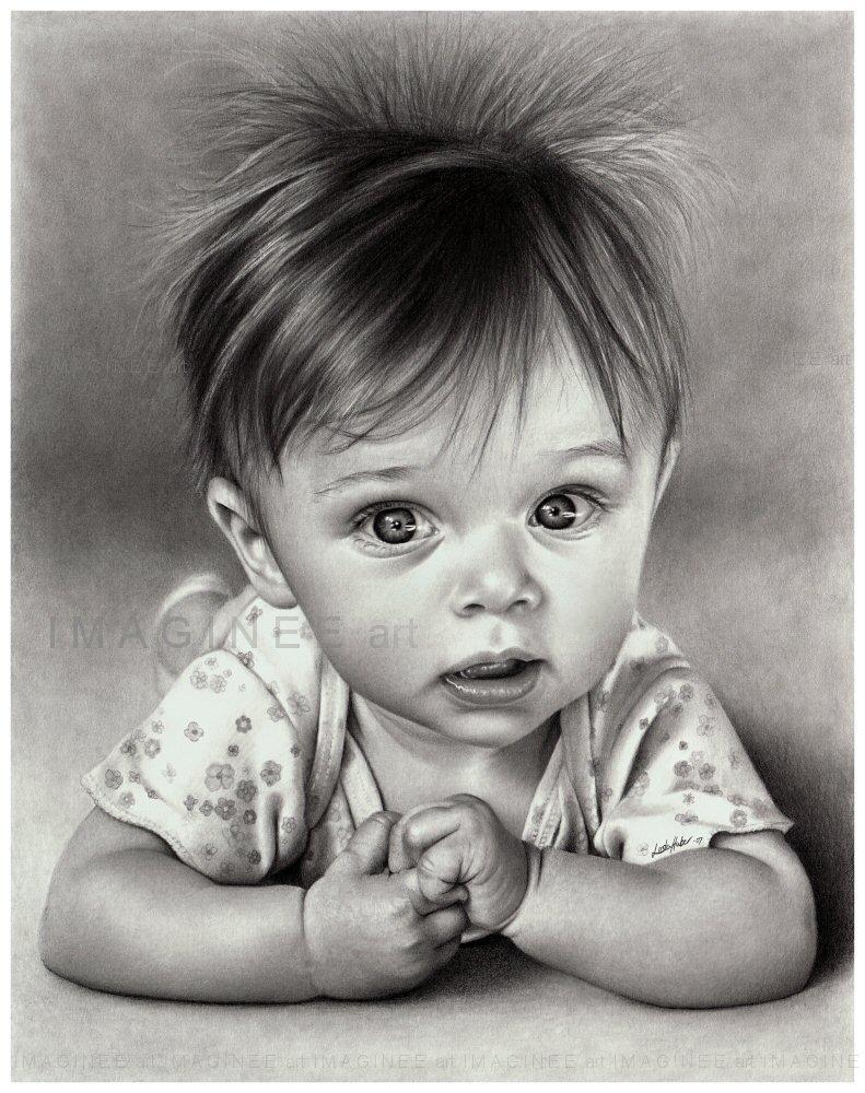 Adorable Baby Kaia