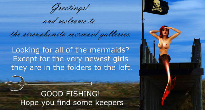 Mermaid Guide ~ 1,136 in the folders to the left by sirenabonita