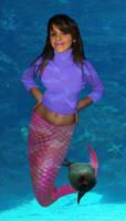 Little Mermaid Annie