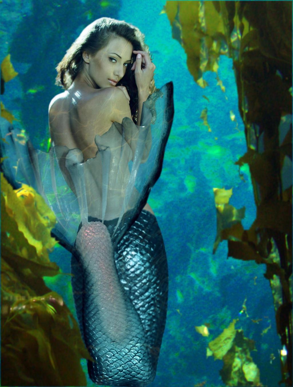 Mermaid Anna by sirenabonita