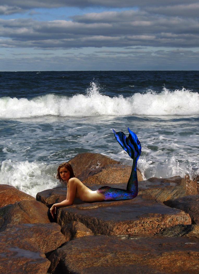 Mermaid Holly by sirenabonita
