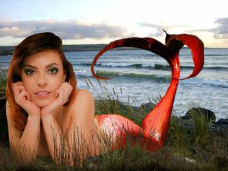 Mermaid Emma by sirenabonita
