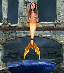 Mermaid Agnieszka ~ Why Mermaids Hate Pirates XIV by sirenabonita