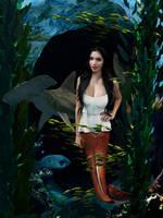 Mermaid Marina by sirenabonita