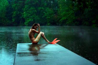 Mermaid Cassandra by sirenabonita