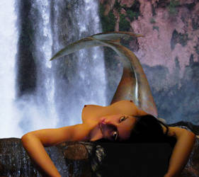 Mermaid Lisa by sirenabonita