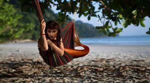 Mermaid Simona ~ a swinging mermaid