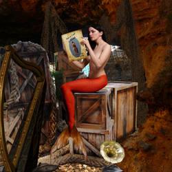 Mermaid Helen ~ how to catch a mermaid by sirenabonita