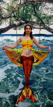 Mermaid Simona ~ the Little Princess
