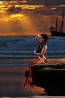 Mermaid Pirate III by sirenabonita