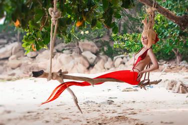 Mermaid Disharmonica ~ still swinging by sirenabonita