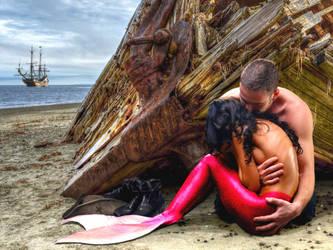 Mermaid Tamara 1 ~ the last farewell by sirenabonita