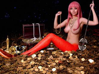 Mermaid Dish ~ do you really expect me to share? by sirenabonita
