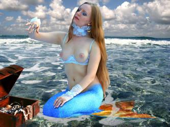 Mermaid Victoria ~ Pretties! by sirenabonita