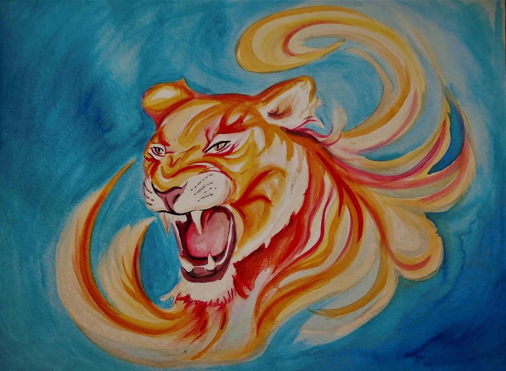 Lioness 2 by ZiskaJa