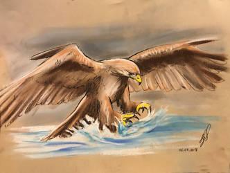 Adler (14) by ZiskaJa