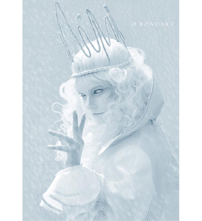 The Snow Queen by B0NDART
