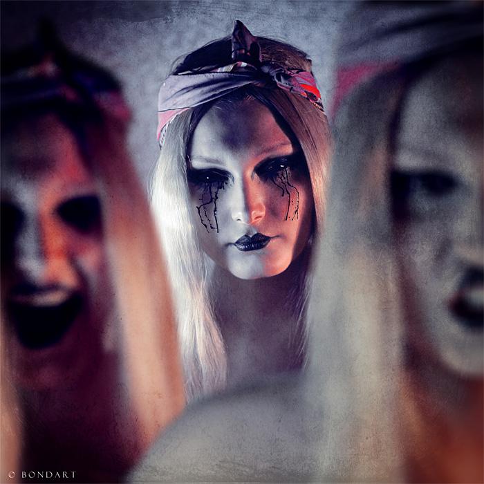 Weird Sisters by B0NDART