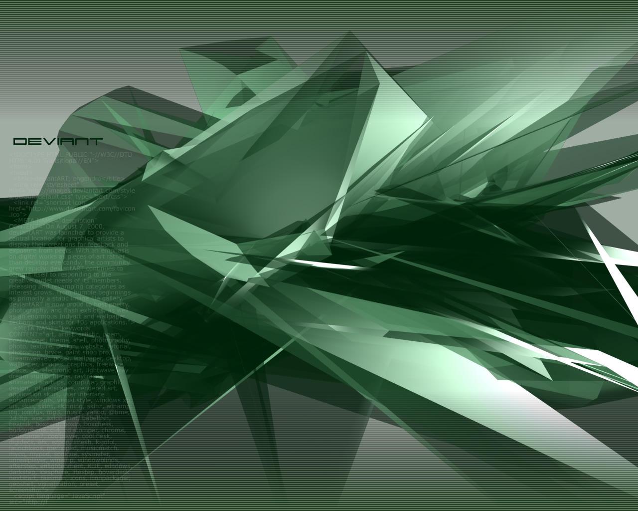 Gambar Abstrak http://engendro.deviantart.com/art/Abstrak-Green-320590