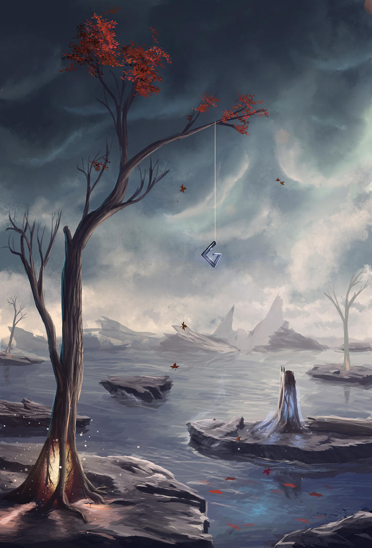 пейзаж № 5 Sylar113
