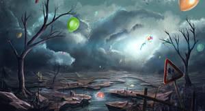 landscape #7(Balloons)