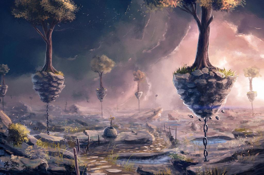 пейзаж #15 Sylar113
