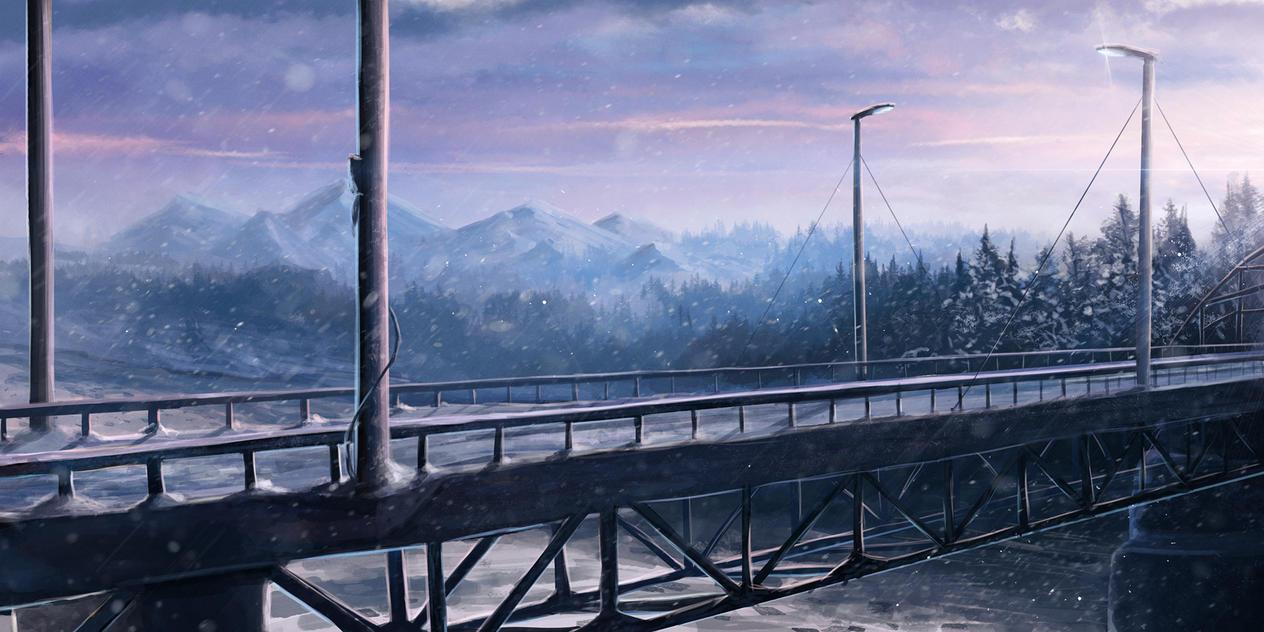 пейзаж #17 Sylar113