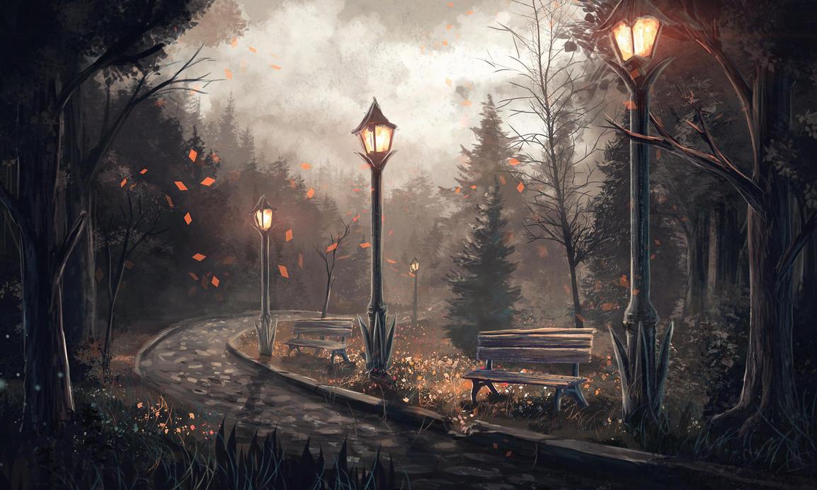 landscape #23 by Sylar113
