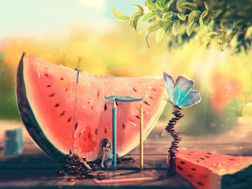 Watermelon by Sylar113