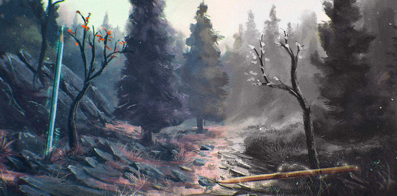 landscape #34 by Sylar113