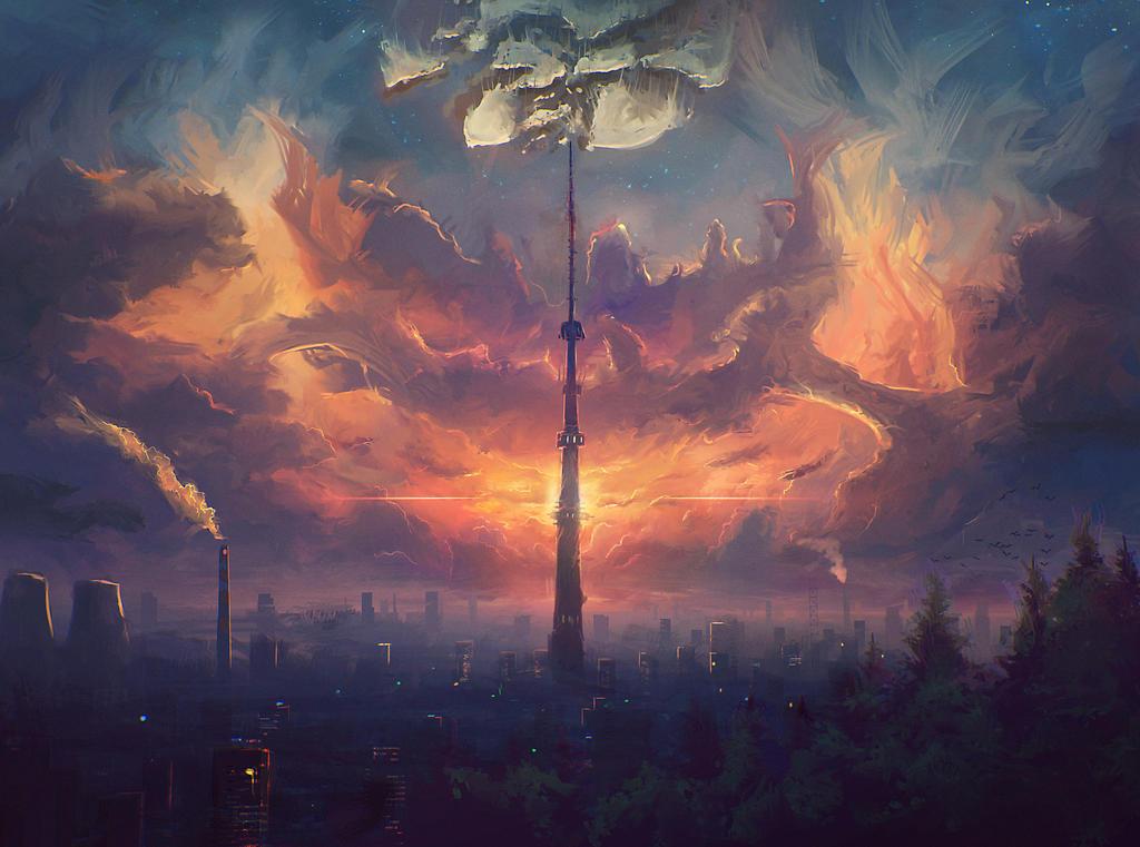 landscape #38 by Sylar113