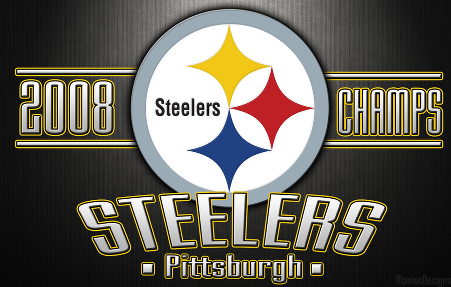 Pittsburgh steelers wallpaper by maniosdesigns on deviantart pittsburgh steelers wallpaper by maniosdesigns voltagebd Images