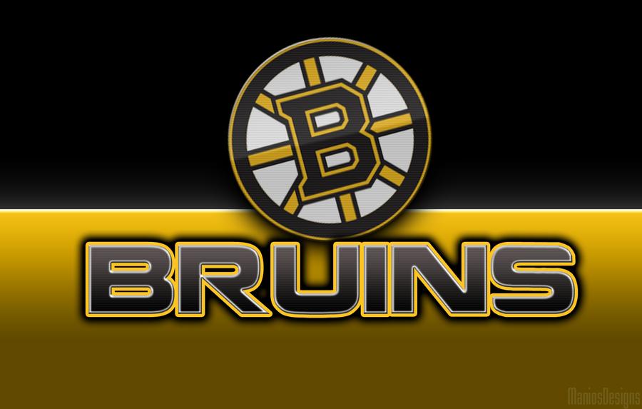 Boston Bruins Wallpaper by ManiosDesigns on DeviantArt
