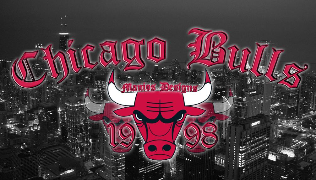 Chicago Bulls Wallpaper By ManiosDesigns